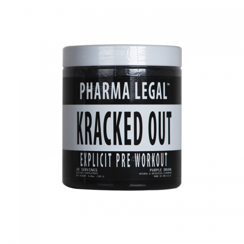 Kracked Out 192 gr Pharma Legal