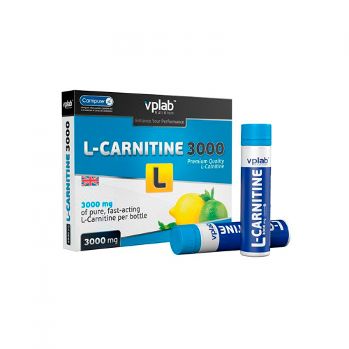 L-карнитин VP Lab L-Carnitine 3000 (25 мл)