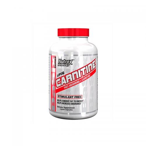 Жиросжигатель Lipo-6 Carnitine Nutrex (120 капсул)