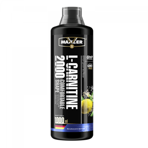L Carnitine 1000 ml Maxler