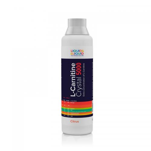 L-carnitine 5000 500 ml Liquid&Liquid