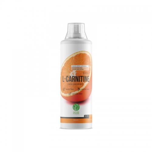 L-carnitine 6000 (500 мл) Nature Foods