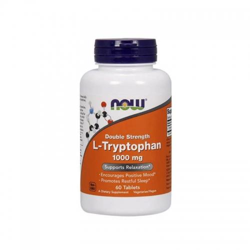 Аминокислота L-tryptophan 1000 мг 60 капсул