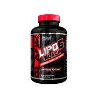 Жиросжигатель Lipo-6 BLACK Nutrex (120 капсул)