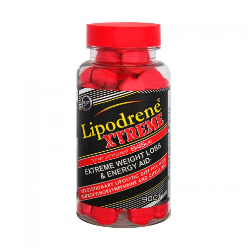 Жиросжигатель Lipodrene Xtreme v.2.0 Hi-tech (90 таблеток)