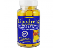 Жиросжигатель Lipodrene Hi-Tech (100 таблеток)