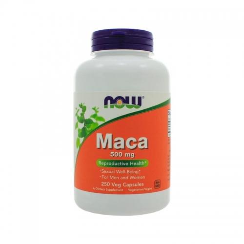 Maca 500 мг (250 кап) NOW