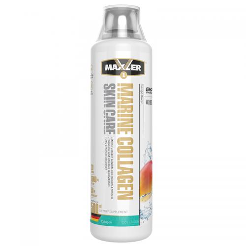 Коллаген Marine collagen/Hyaluronic acid (500 мл) Maxler