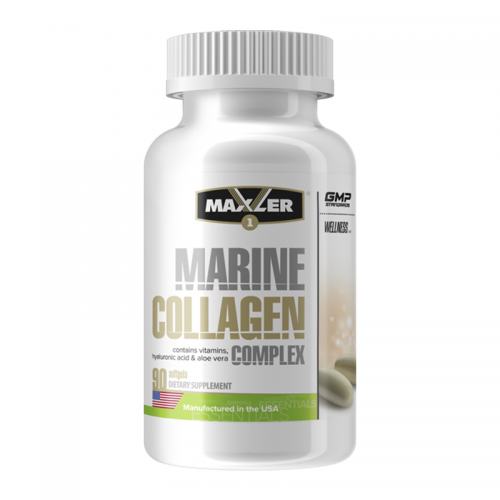 Коллаген Marine collagen complex Maxler (90 капсул)