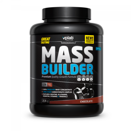 Massbuilder 2300 gr VP Lab
