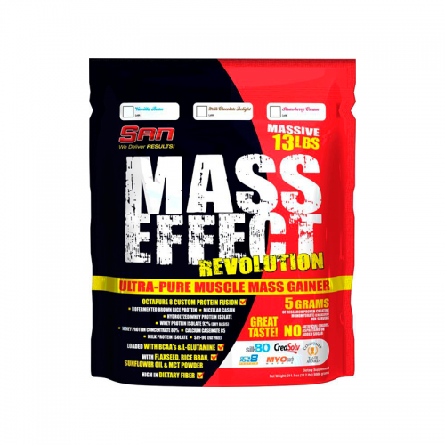 Mass Effect Revolution 13 lb SAN