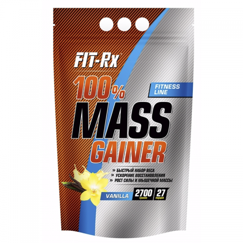 Гейнер Mass Gainer Fit-Rx (2700 г)