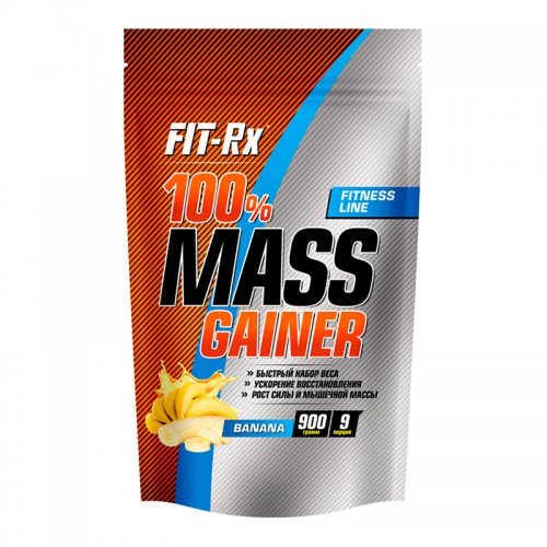 Mass Gainer 900 gr Fit-Rx