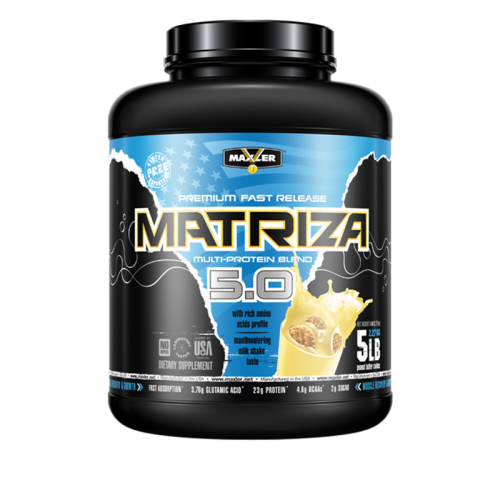 Протеин Matriza Maxler (2270 г)