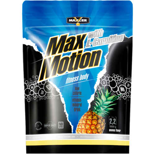 Max Motion with L-Carnitine 1000g (bag) Maxler