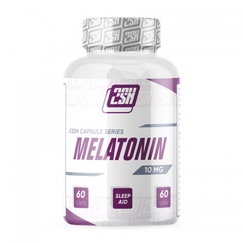Мелатонин 2SN Melatonin 10 mg (60 капсул)