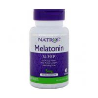Мелатонин Natrol Melatonin (5 мг, 60 таблеток)