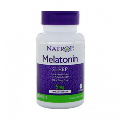 Melatonin 5mg 60 tab Natrol