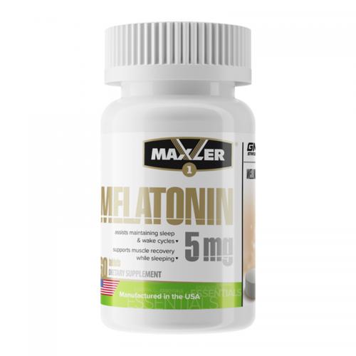 Мелатонин Maxler Melatonin (5 мг, 60 таблеток)