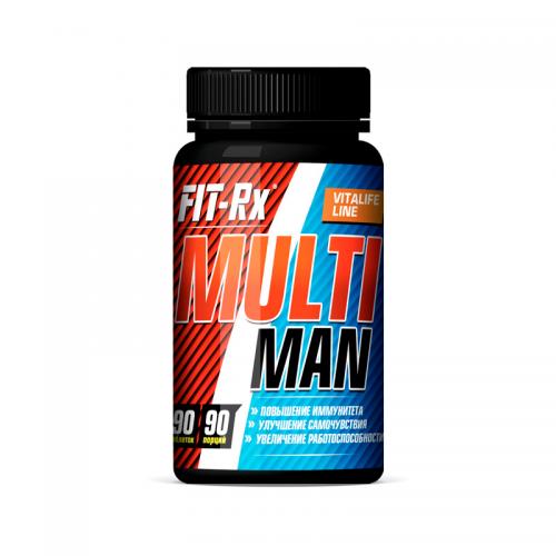 Multi Man 90 tab Fit-Rx