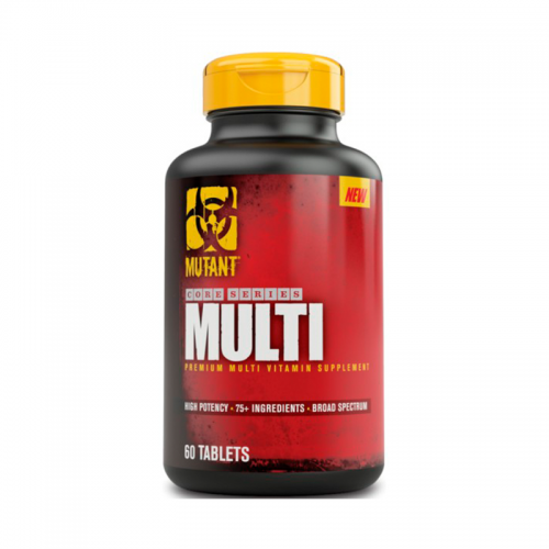 Core Series Multi Vitamin 60c Mutant