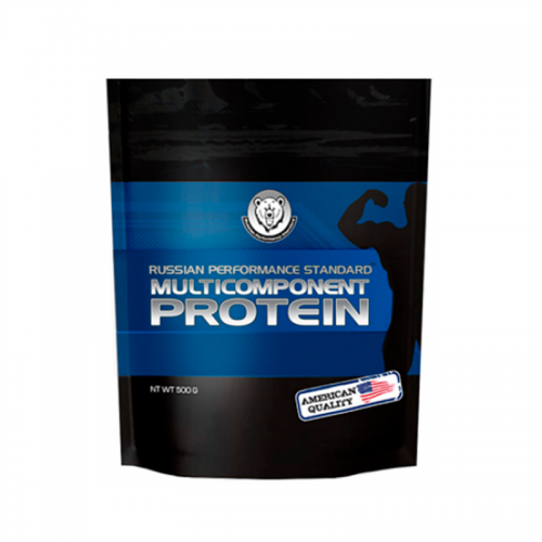 Multicomponent bag 500 gr RPS