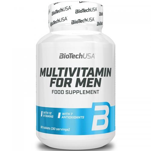 Мультивитамины для мужчин Biotech USA (60 таблеток)