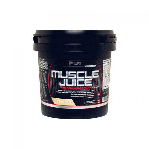 Muscle Juice Revolution 5000 gr Ultimate Nutrition