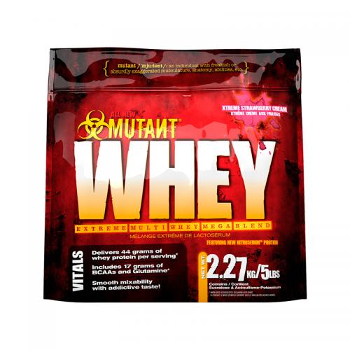 Mutant Whey 5 lb Mutant