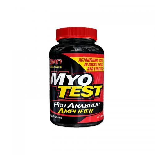 Бустер тестостерона Myotest SAN (90 капсул)