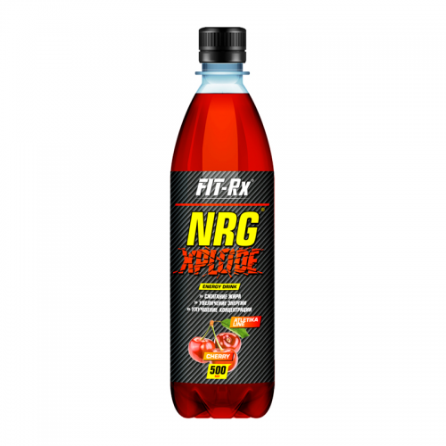 NRG Xplode 500 ml Fit-Rx