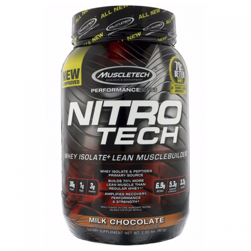 Протеин Nitro-Tech Performance Series Muscletech (907 г)