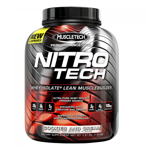 Протеин Nitro-Tech Performance Series Muscletech (1800 г)