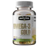 Omega-3 Gold 120 softgels Maxler