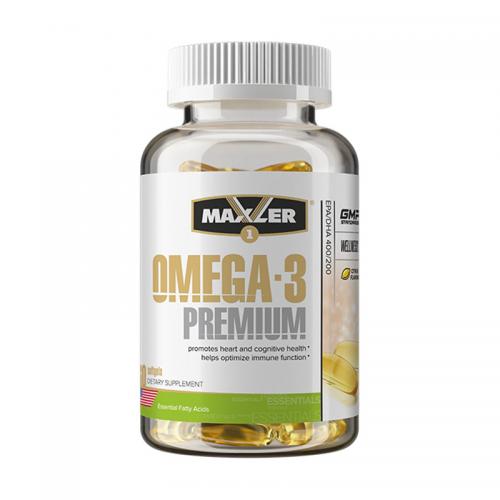 Omega-3 Premium 60 softgels Maxler