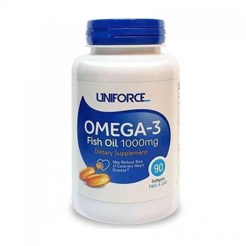 Omega-3 1000 мг Uniforce (120 капсул)
