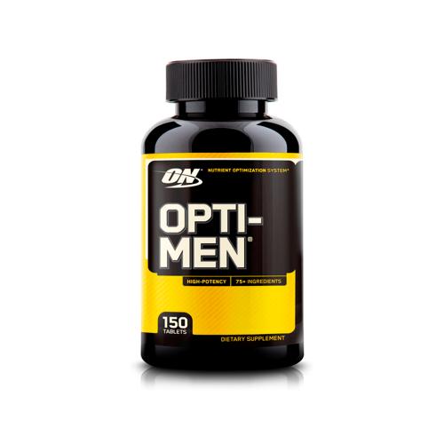 Мультивитамины для мужчин Opti-Men Optimum Nutrition (150 таблеток)