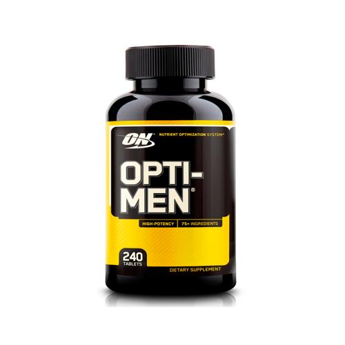 Мультивитамины для мужчин Opti-Men Optimum Nutrition (240 таблеток)