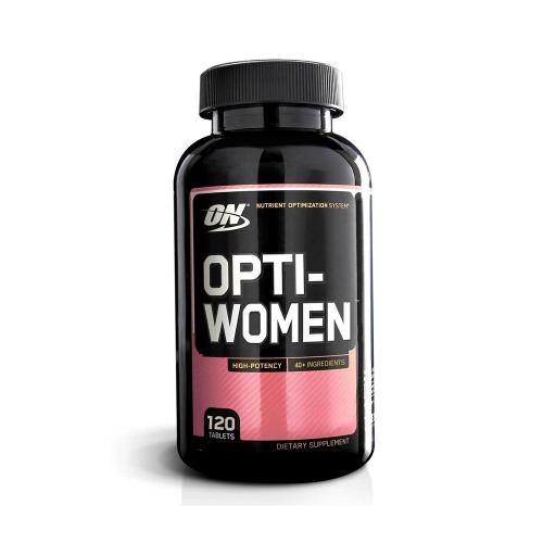 Мультивитамины для женщин Opti-Women Optimum Nutrition (120 таблеток)
