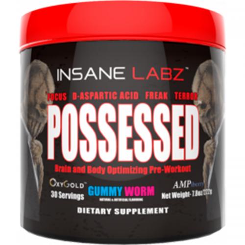 Предтренировочный комплекс Posesessed Insane Labz (225 г)