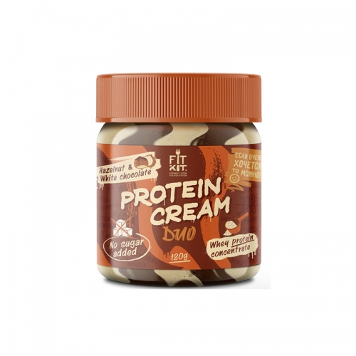 Protein cream DUO (180 г)Fit Kit