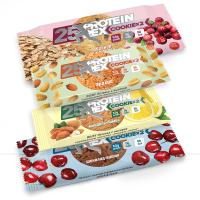 Протеиновое печенье 25% протеина 50 гр Protein Rex