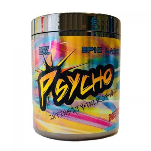 Предтренировочный комплекс Psycho (200 г) Epic Labs