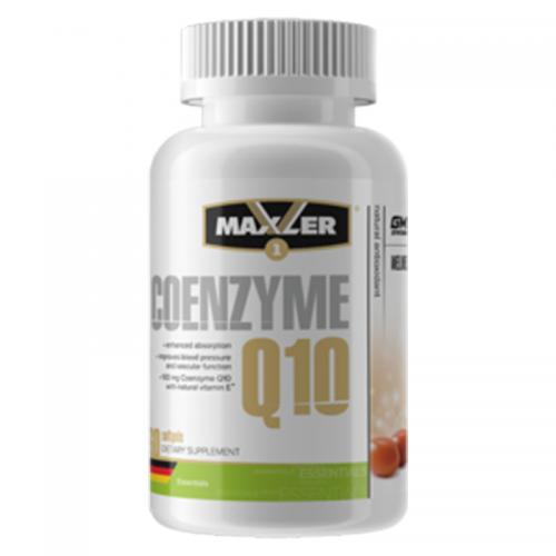 Коэнзим Q10 Maxler Coenzyme Q10 (60 капсул)