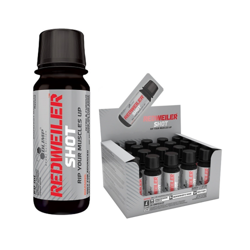 Redweiler 1 shot 60 ml