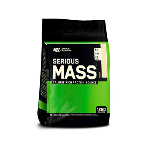 Гейнер Serious Mass Optimum Nutrition (5450 г)