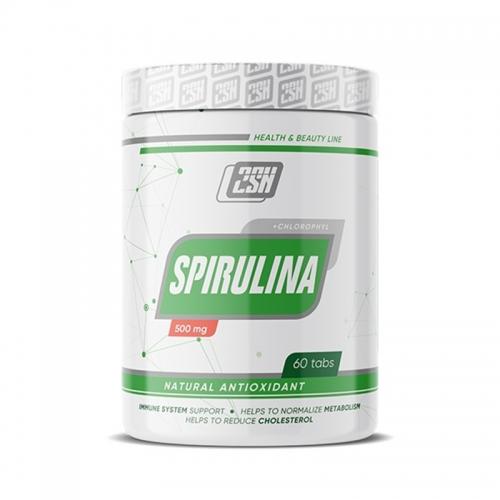 Spirulina (500 мг) 60 таблеток 2SN