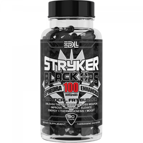 Жиросжигатель Stryker Black Ops Innovative Labs (90 капсул)