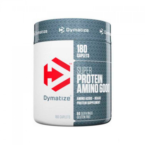 Super Amino 6000 180 caps Dymatize Nutrition