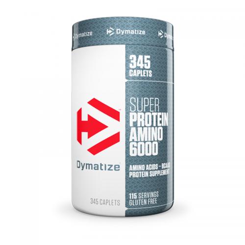 Super Amino 6000 345 cts Dymatize Nutrition